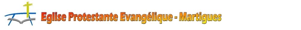 Eglise Protestante Evangélique Martigues Logo